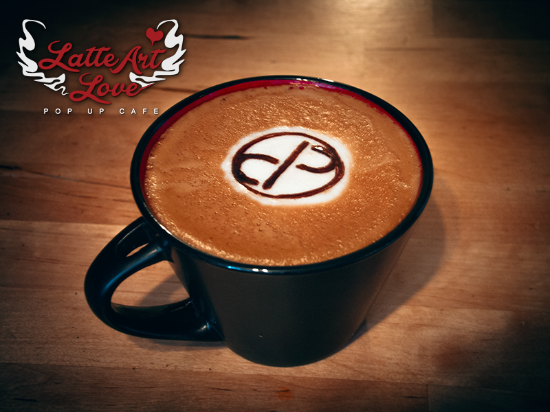 Latte Art Love - Citrus Photography